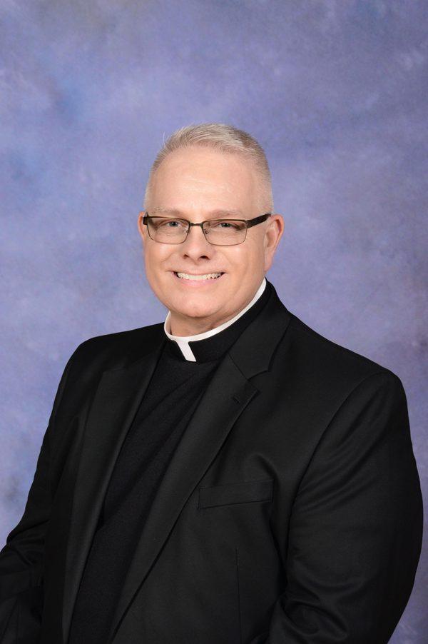 Fr. Terry Langford : Pastor