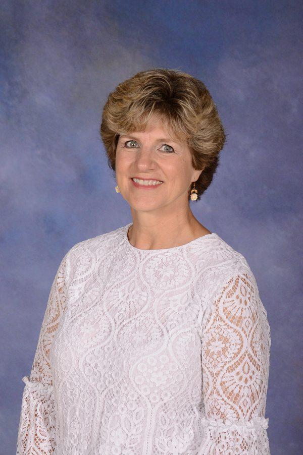 Janice Amy Johns : Coordinator of Parishes